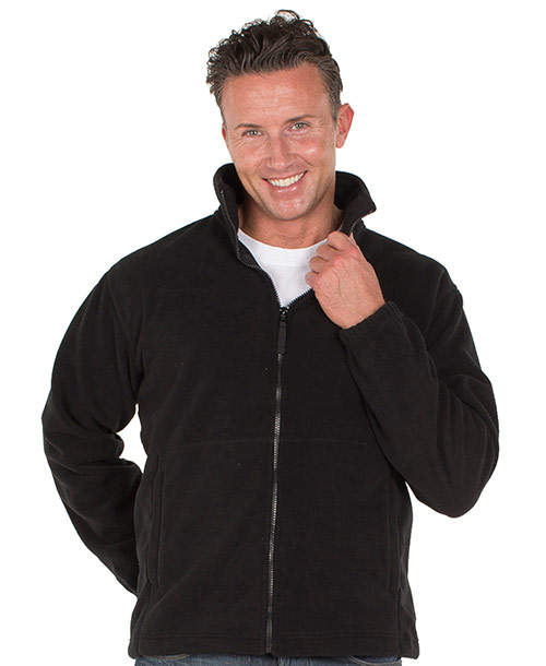 JB Full Zip Polar Fleece Top