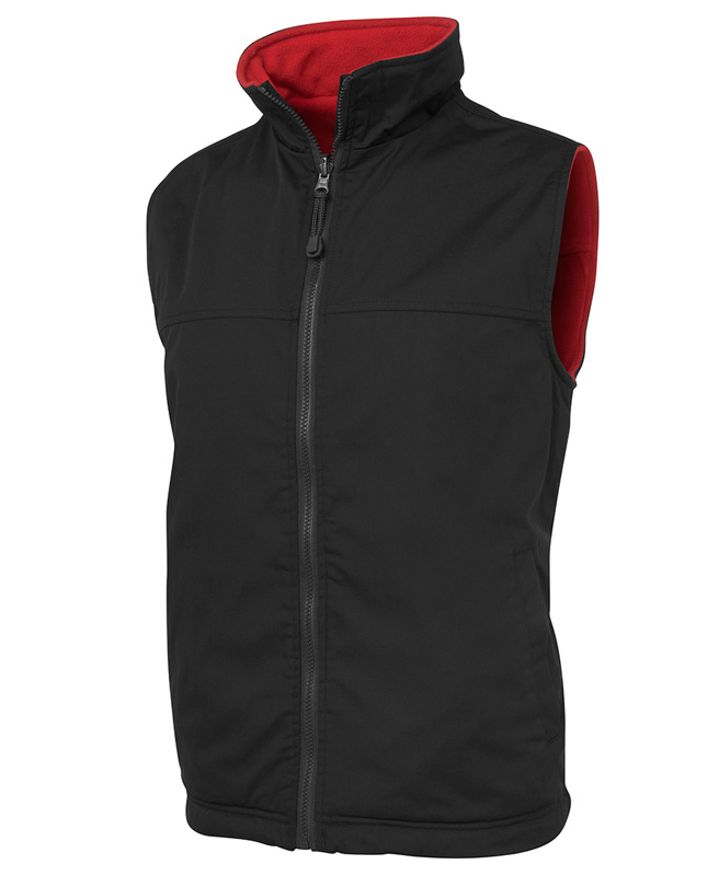 Reversible Fleece Vest