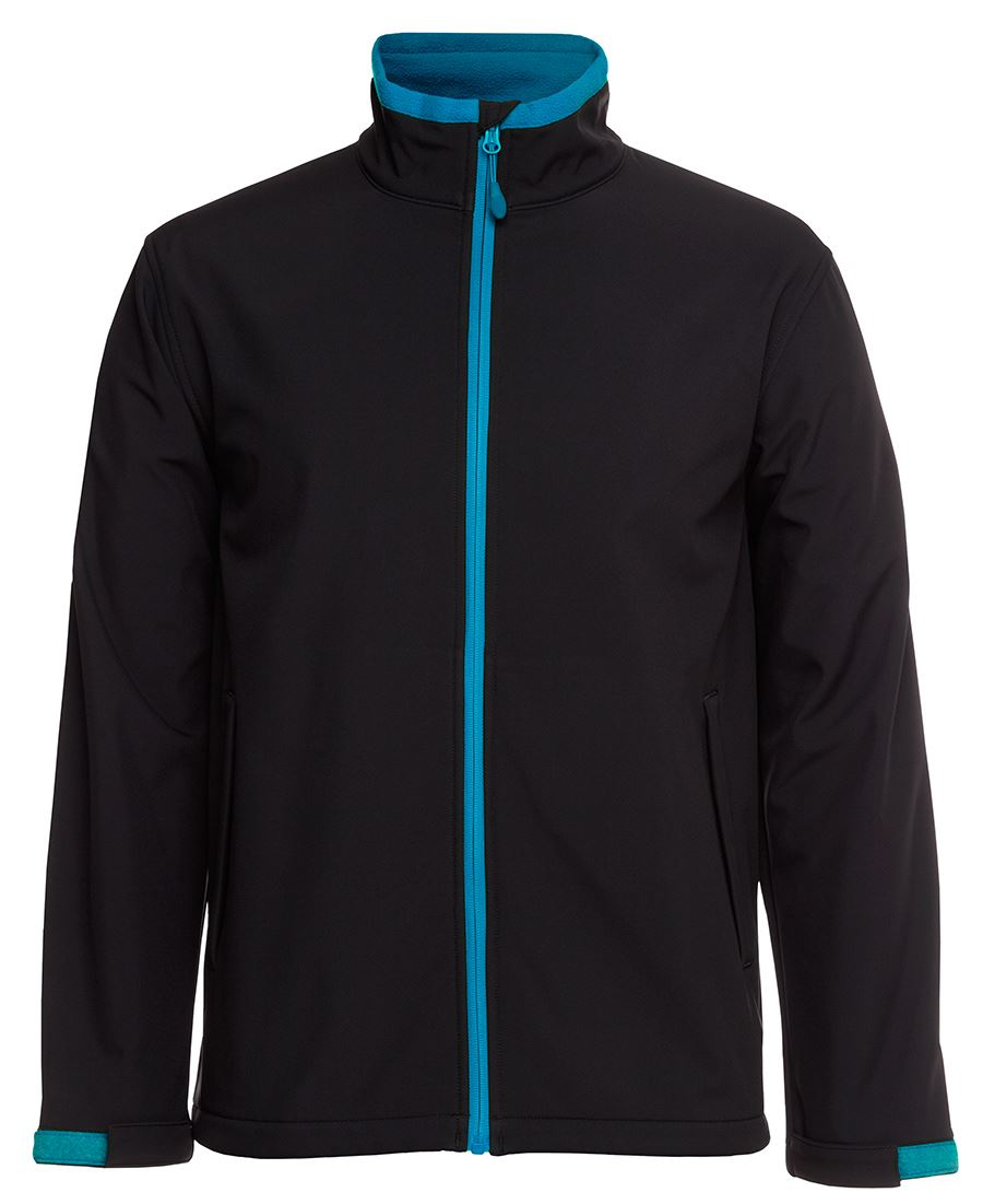 Water Resistant Softshell Jacket