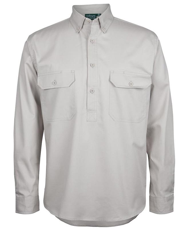 JB Longreach Closefront Shirt