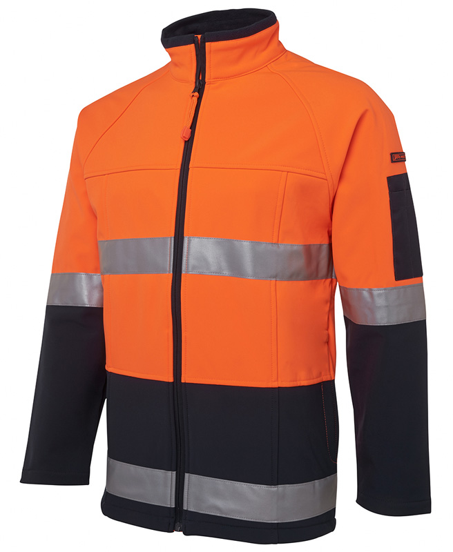JB Hi Vis Layer/Softshell Jacket