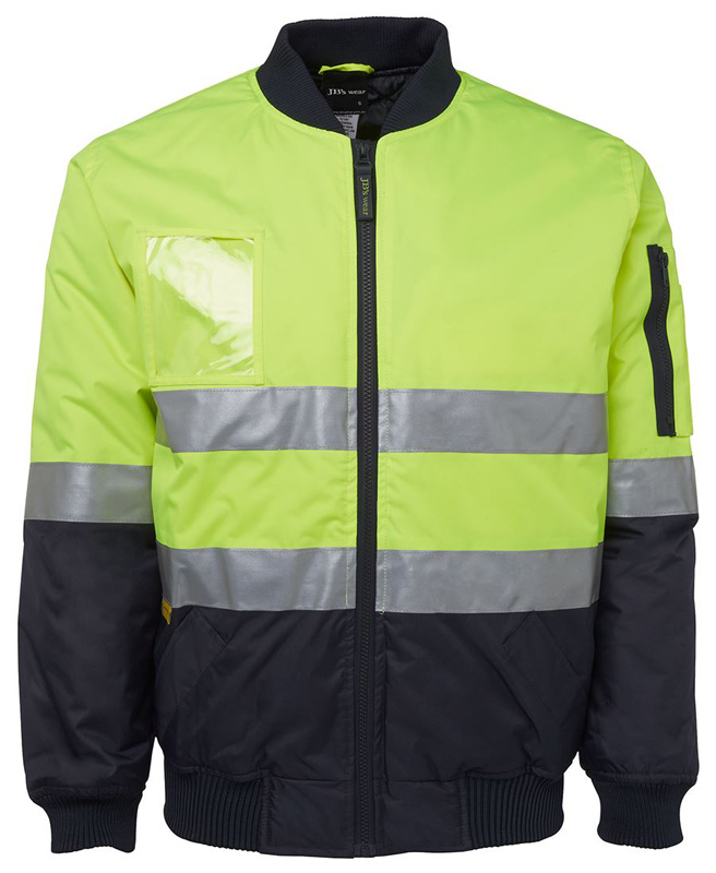 JB Hi Vis Flying Jacket