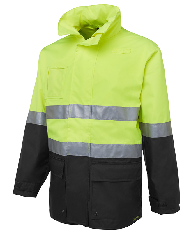 JB Hi Vis Long Line Jacket