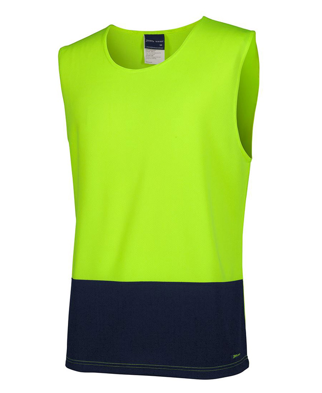 JB Hi Vis Muscle Top