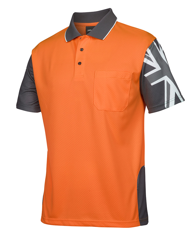 JB Hi Vis Southern Cross Polo