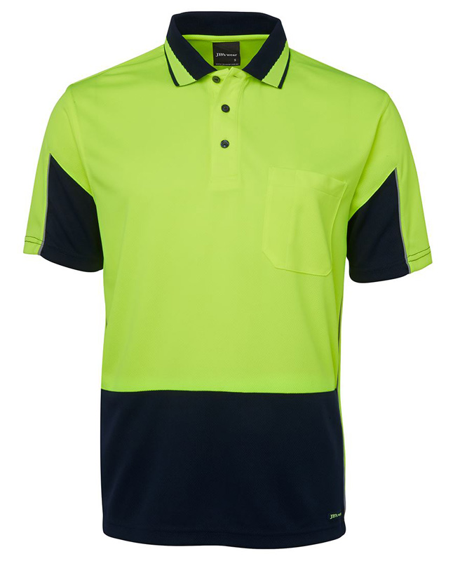JB Hi Vis Gap Polo