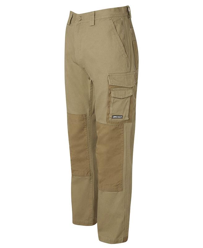 JB Canvas Cargo Pant