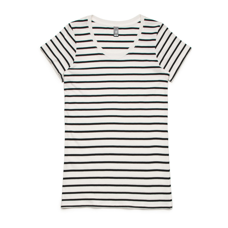 AS Colour Loop Stripe Tee