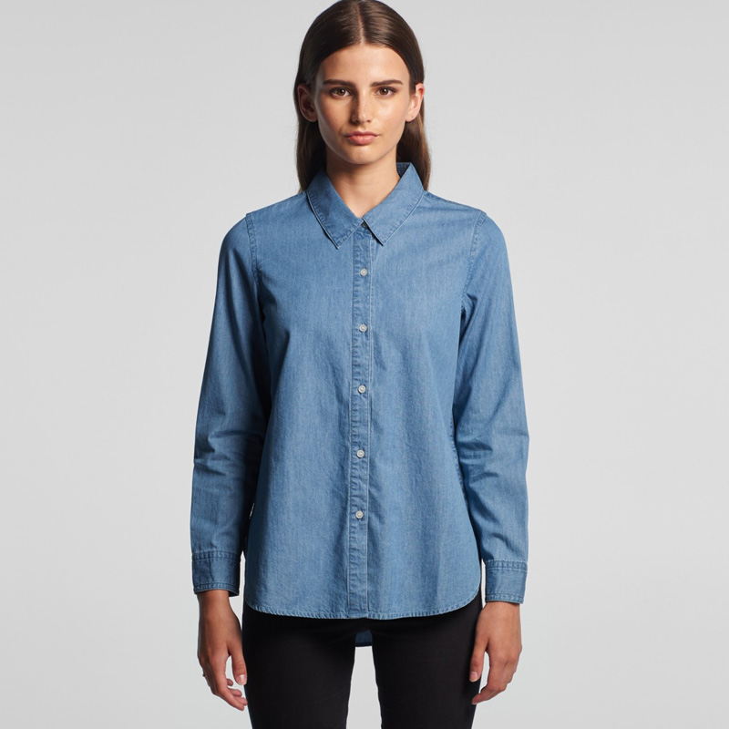 AS Colour Ladies Chambray Shirt