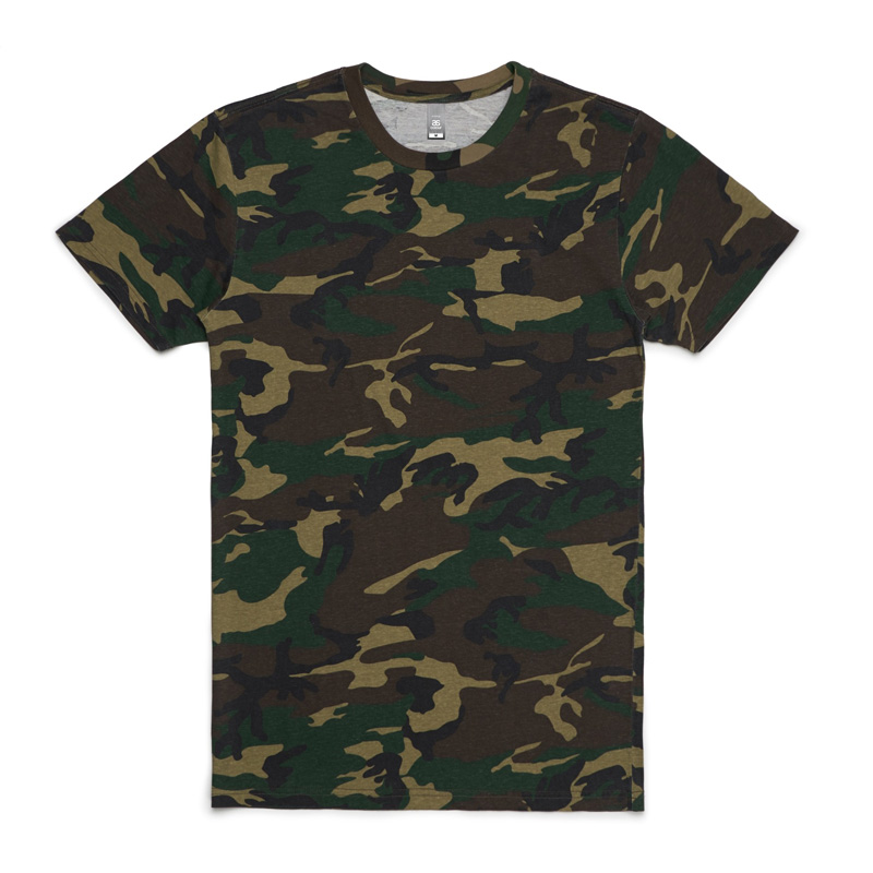 AS Colour Camo Staple Tee