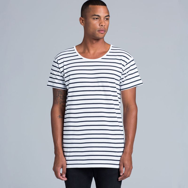 AS Colour Wire Stripe Tee