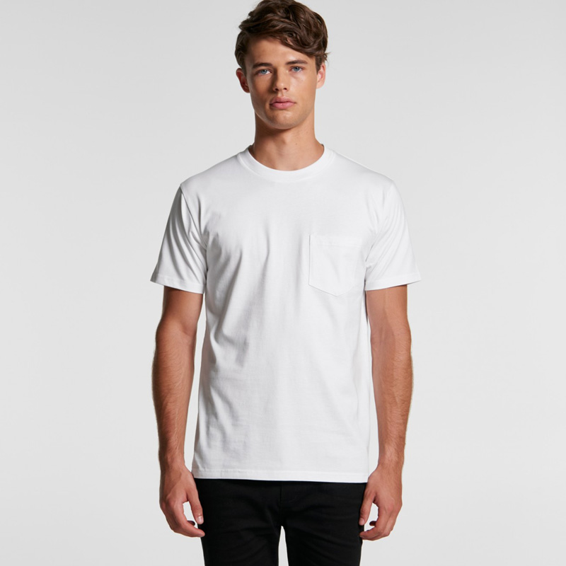 AS Colour Classic Pocket Tee