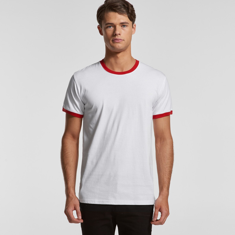 AS Colour Ringer Tee (Mens)