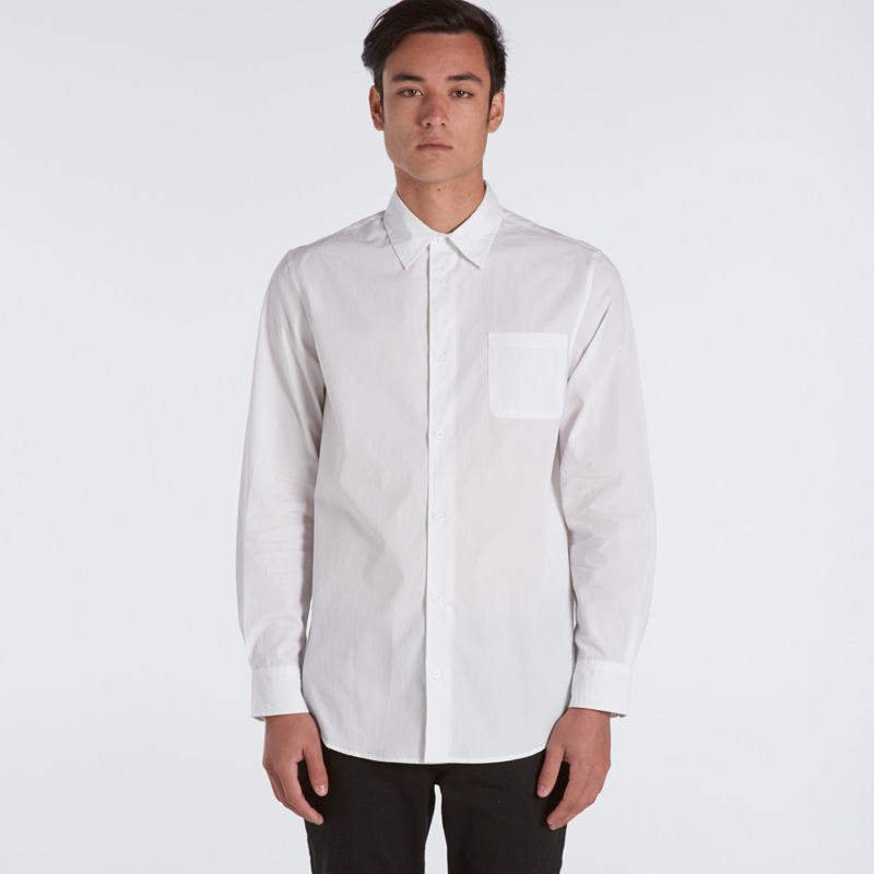 AS Colour Poplin Shirt