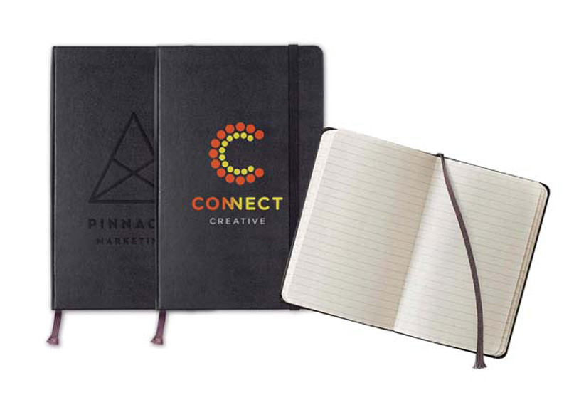 Moleskine Ruled Large Hard Cover Classic Notebook