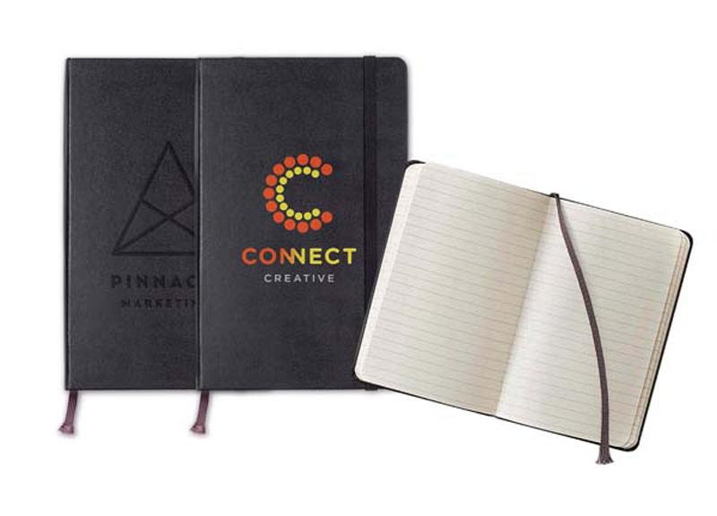 Moleskine Ruled Large Hard Cover Classic Notebook