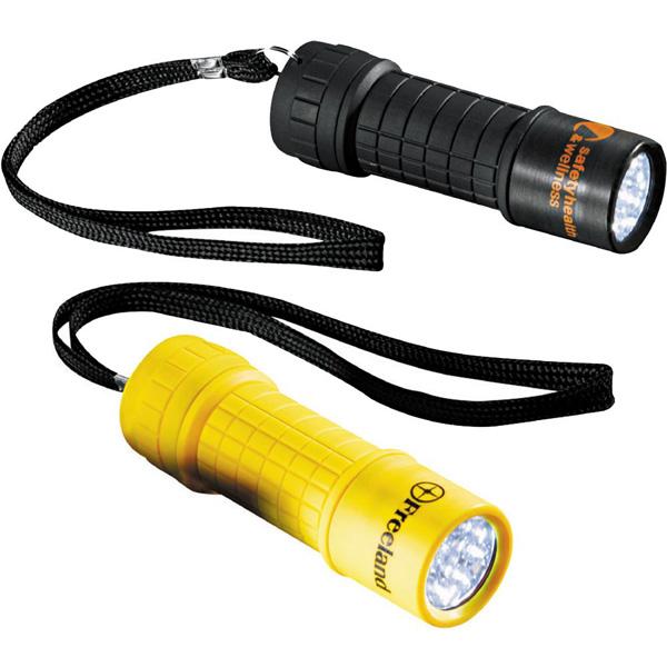 Workmate 9 LED Flashlight
