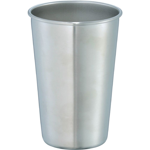 Growl Stainless Pint Glass 470ml