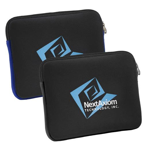 Neoprene Zippered Tablet Sleeve