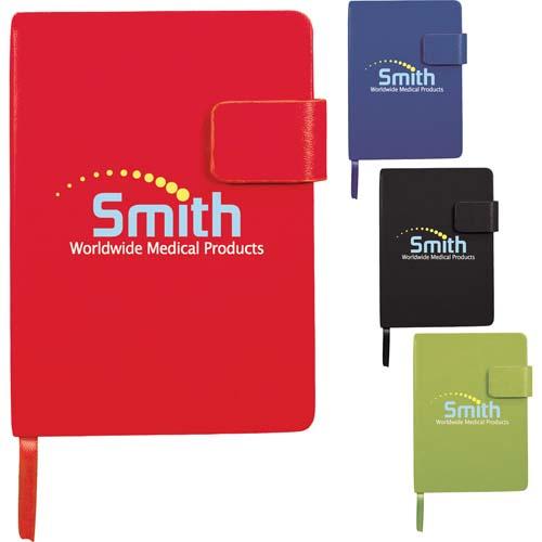 Magnetic Closure Junior Notebook