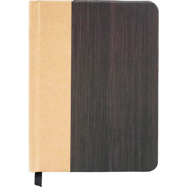 Timbers Case Bound Junior Notebook