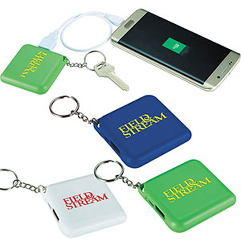 Emergency Keychain Power Bank
