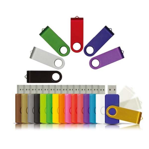 Mix N Match Flash Drive (USB2.0) - 4GB
