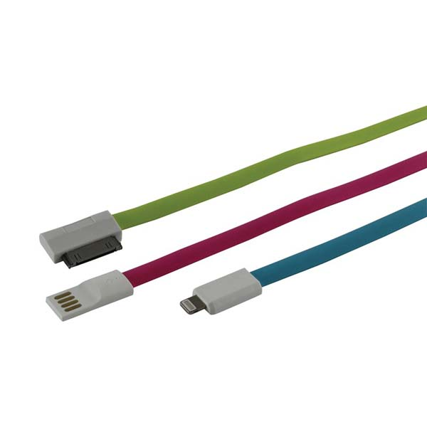 Flat Magnetic USB Cable