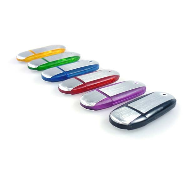 Oval Flash Drive 2GB