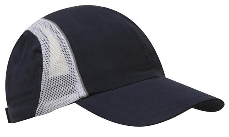 Cotton Mesh Cap