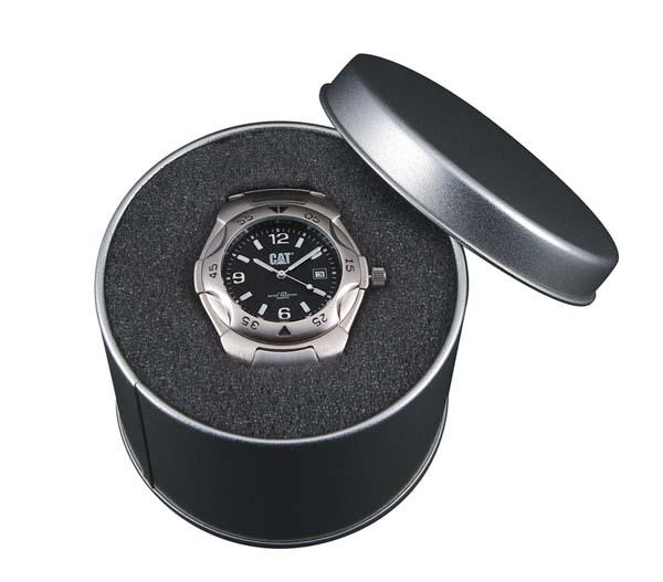 Round Watch Case