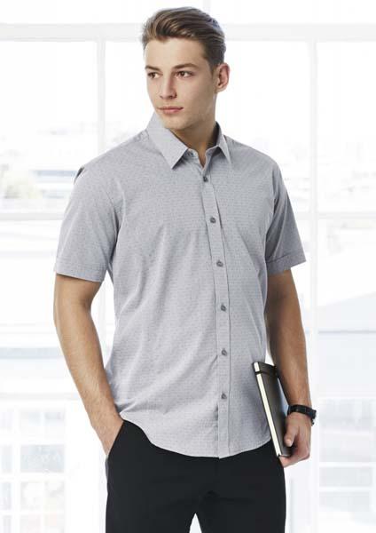 Mens Trend S/S Shirt