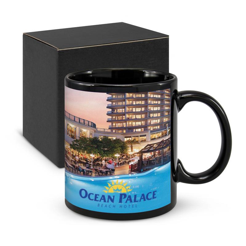 Black Hawk Coffee Mug