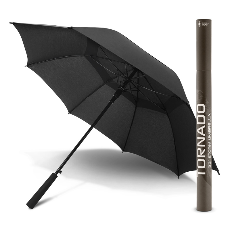 Swiss Peak Tornado Umbrella