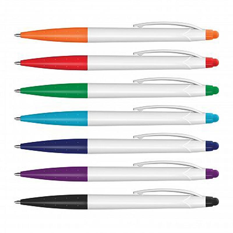 Spark Stylus Pen - White Barrel
