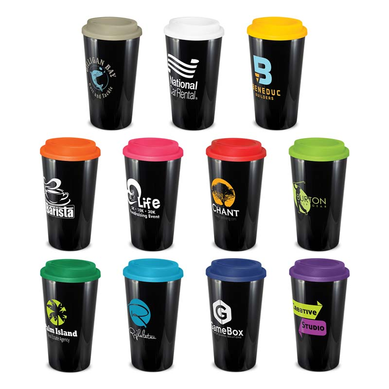 Double Wall Reusable Coffee Cup 480ml