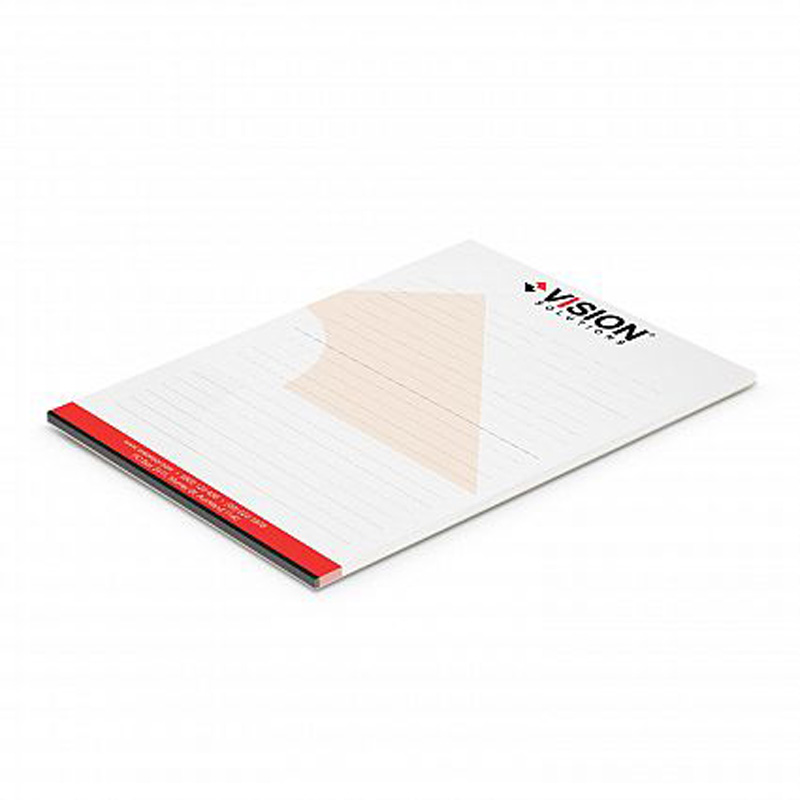 A6 Notepad Full Colour Print