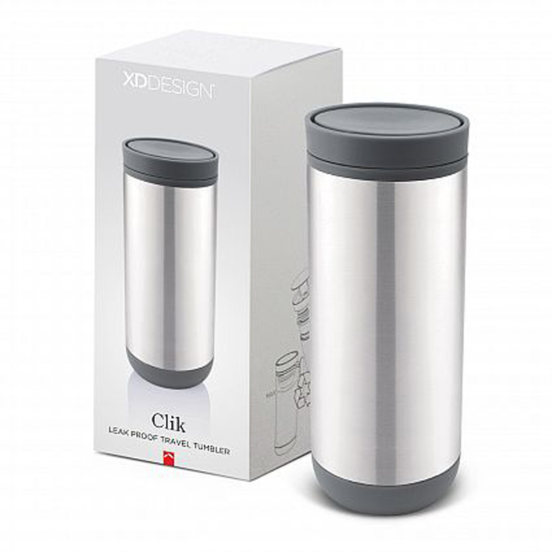 Clik Leakproof Travel Tumbler