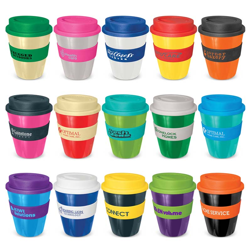 Reusable Promotional Coffee Cups 350ml