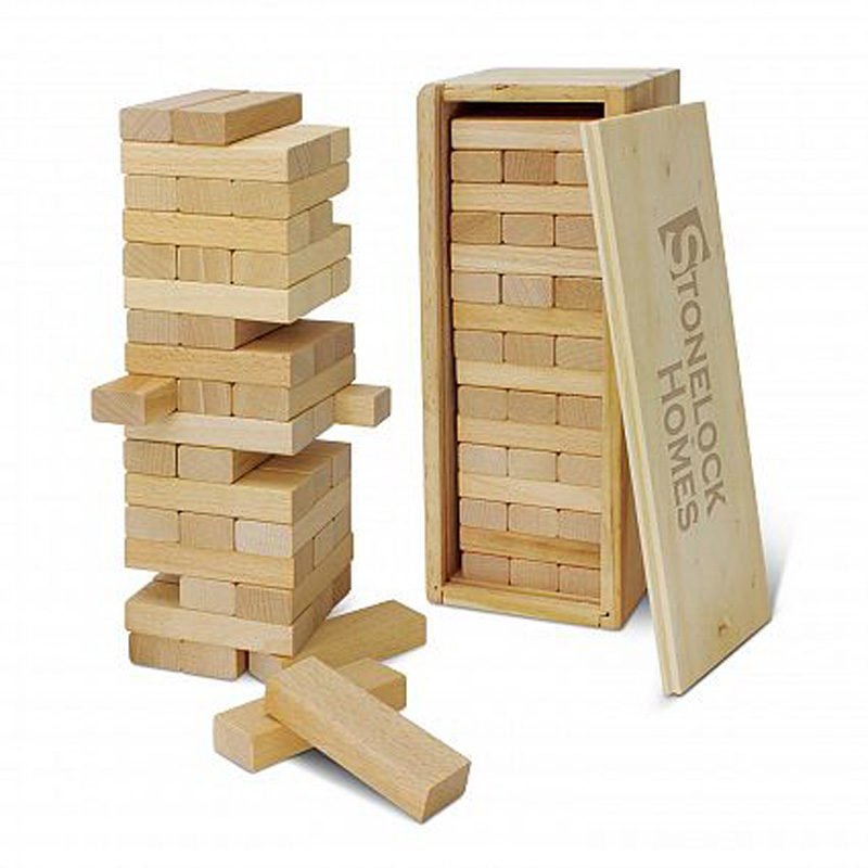 Tumbling Tower Jenga