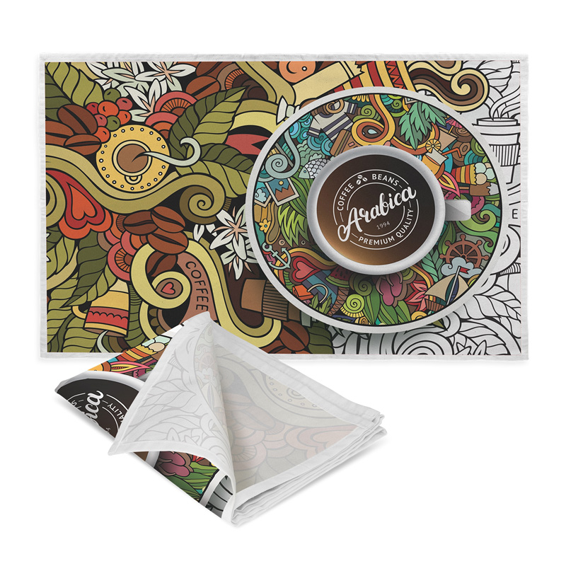 Bistro Cotton Tea Towel
