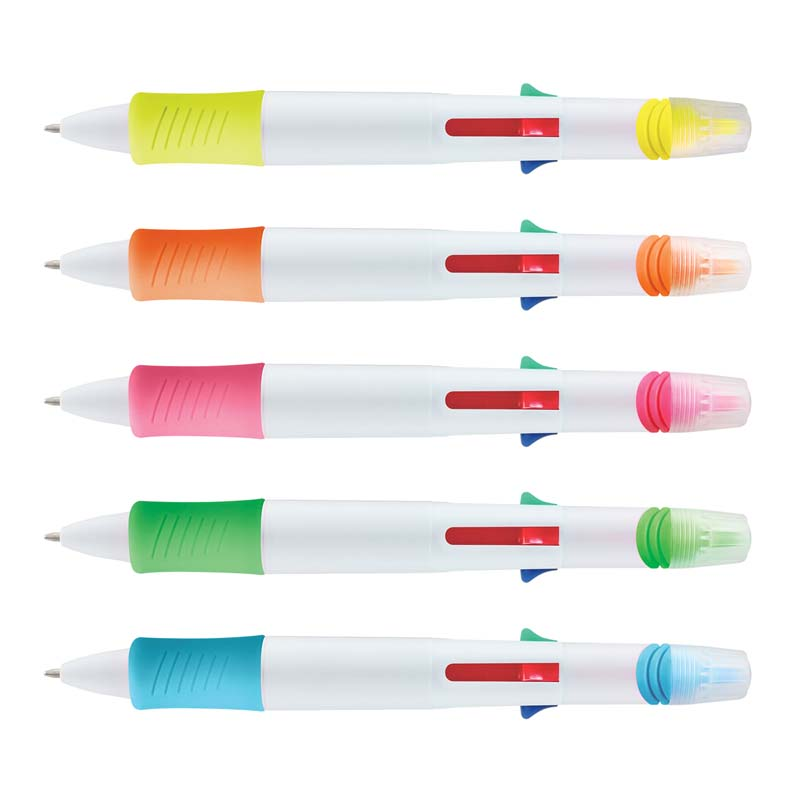 Tetra Highlighter Pen