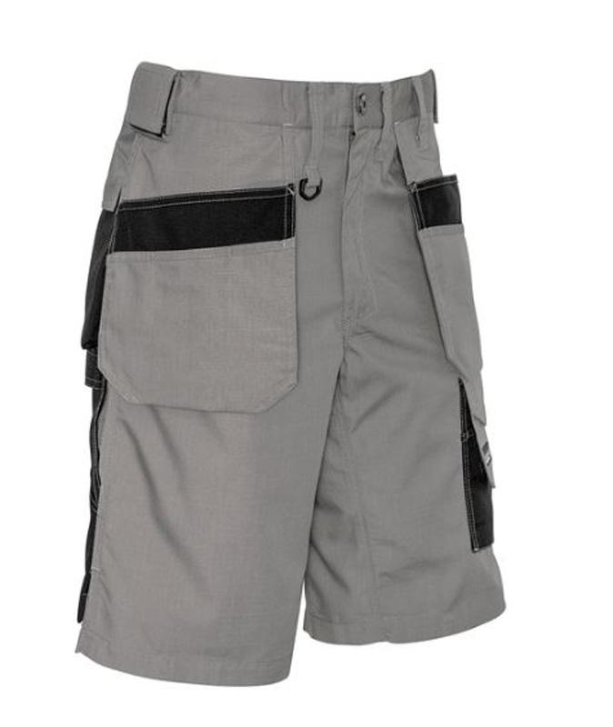 Syzmik Ultralite Multi-pocket Short
